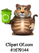 Tabby Cat Clipart #1679144 by Julos