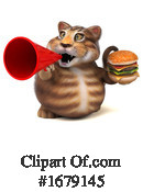 Tabby Cat Clipart #1679145 by Julos