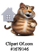 Tabby Cat Clipart #1679146 by Julos