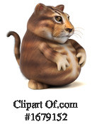Tabby Cat Clipart #1679152 by Julos