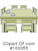 Table Clipart #100355 by Lal Perera
