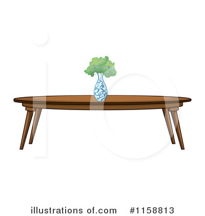 Furniture Clipart #1158813 by Graphics RF