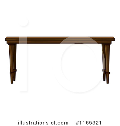 Furniture Clipart #1165321 by Graphics RF
