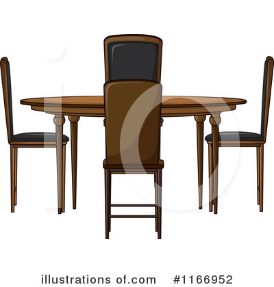 Furniture Clipart #1166952 by Graphics RF