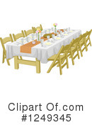 Table Clipart #1249345 by BNP Design Studio