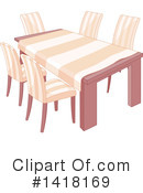 Table Clipart #1418169 by Pushkin