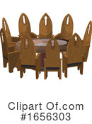 Table Clipart #1656303 by Pushkin
