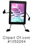 Tablet Clipart #1052264 by Julos