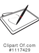 Tablet Clipart #1117429