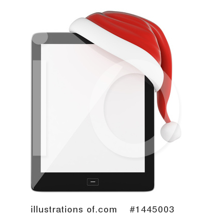 Tablet Computer Clipart #1445003 by Texelart
