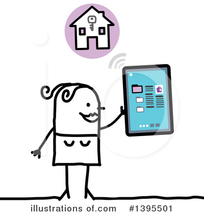Real Estate Clipart #1395501 by NL shop