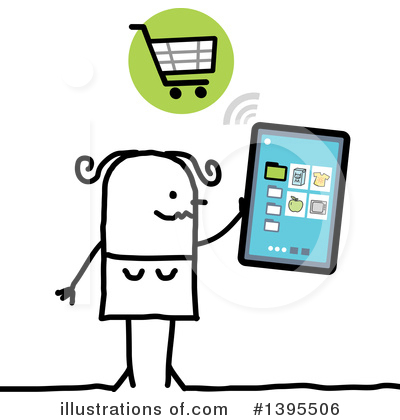 Technology Clipart #1395506 by NL shop