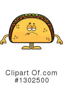 Taco Clipart #1302500 by Cory Thoman