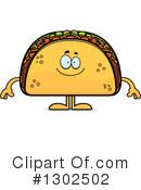 Taco Clipart #1302502 by Cory Thoman