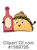 Taco Clipart #1569726 by BNP Design Studio