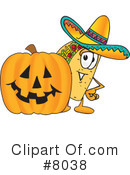 Taco Clipart #8038 by Toons4Biz