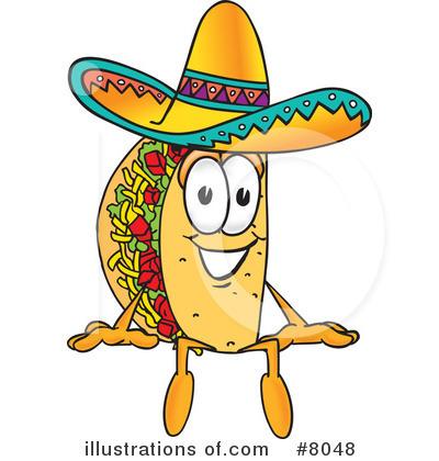 taco clipart 8048 illustration by toons4biz rh illustrationsof com taco clipart gif taco clipart png