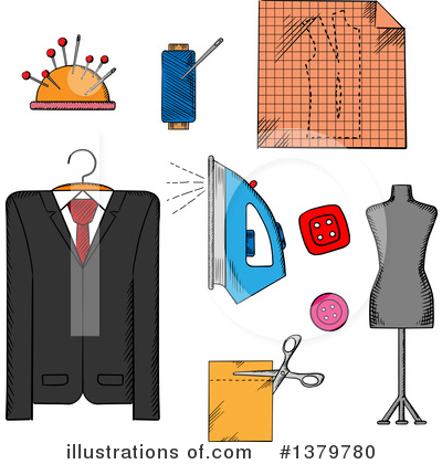 Designer Clipart #1379780 by Vector Tradition SM