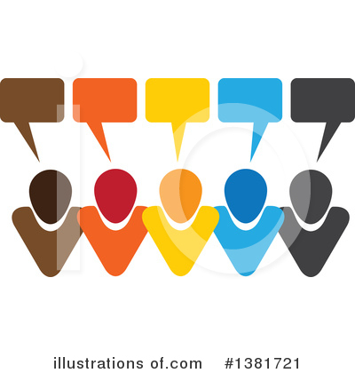 Talking Clipart #1381721 by ColorMagic