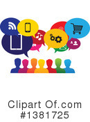 Talking Clipart #1381725 by ColorMagic