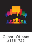 Talking Clipart #1381726 by ColorMagic
