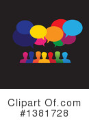 Talking Clipart #1381728 by ColorMagic
