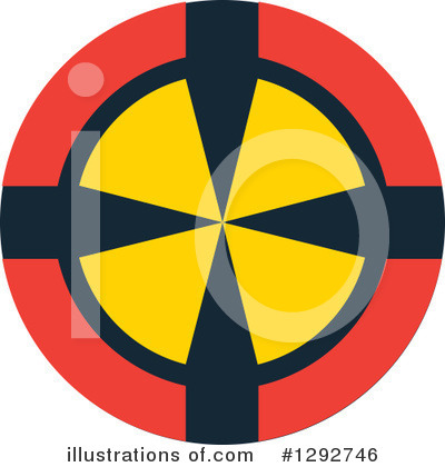 Archery Clipart #1292746 by ColorMagic