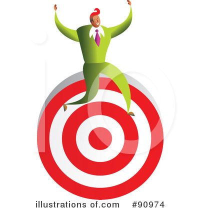 Target Clipart #90974 by Prawny