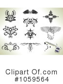 Tattoos Clipart #1059564