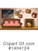 Taxidermy Clipart #1404124 by Graphics RF