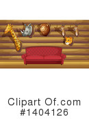 Taxidermy Clipart #1404126 by Graphics RF