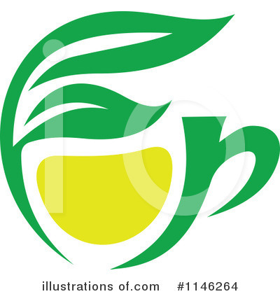 Tea Clipart #1146264 by Vector Tradition SM