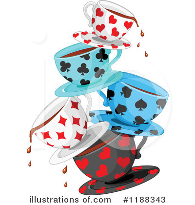 Alice In Wonderland Clipart #1188343 by Pushkin