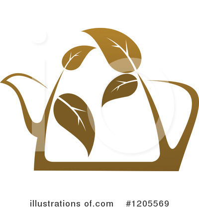Tea Clipart #1205569 by Vector Tradition SM