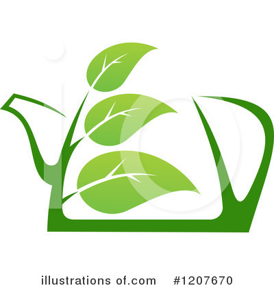 Tea Clipart #1207670 by Vector Tradition SM