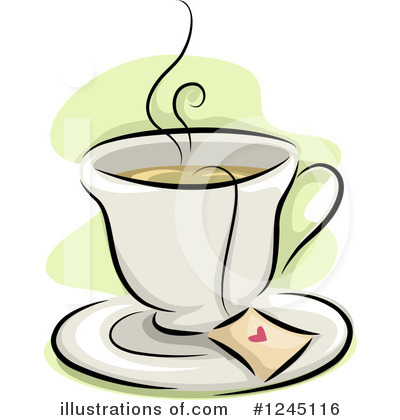 Royalty-Free (RF) Tea Clipart Illustration #1245116 by BNP Design ...