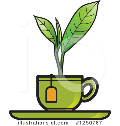 Plant Clipart #1250787 by Lal Perera