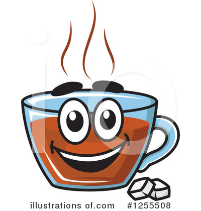 Coffee Clipart #1255508 by Vector Tradition SM