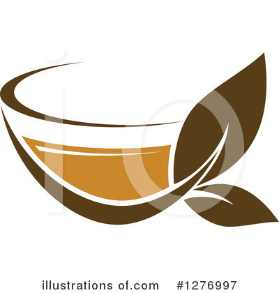 Coffee Clipart #1276997 by Vector Tradition SM
