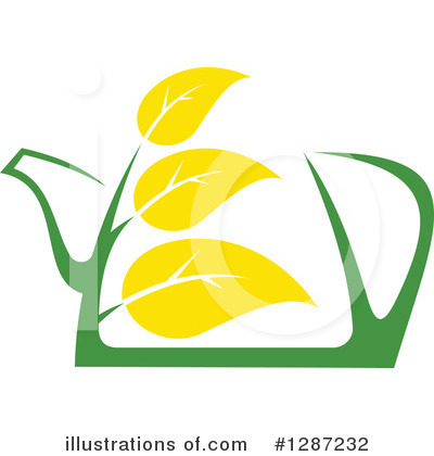 Tea Clipart #1287232 by Vector Tradition SM