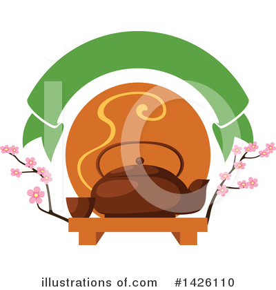 Japanese Clipart #1426110 by Vector Tradition SM