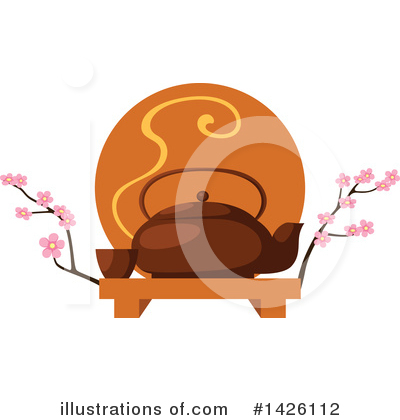 Japanese Clipart #1426112 by Vector Tradition SM