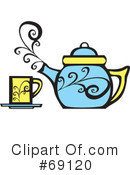 Tea Clipart #69120 by xunantunich