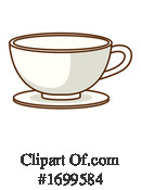 Tea Cup Clipart #1699584 by Graphics RF