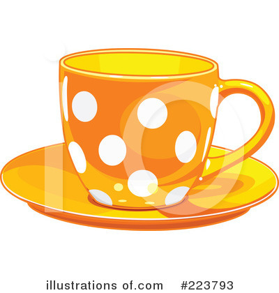 Tea Cup Clipart #223793 by Pushkin