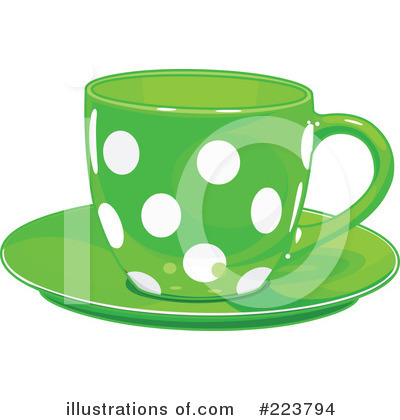 Tea Cup Clipart #223794 by Pushkin