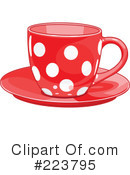 Tea Cup Clipart #223795 by Pushkin