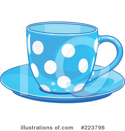 Tea Cup Clipart #223796 by Pushkin
