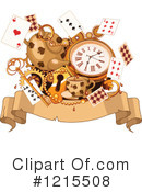 Tea Time Clipart #1215508