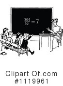 Royalty-Free (RF) Teacher Clipart Illustration #1119961